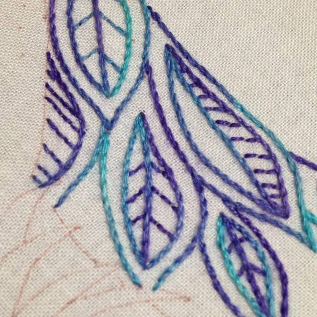 colour no 2 close up b